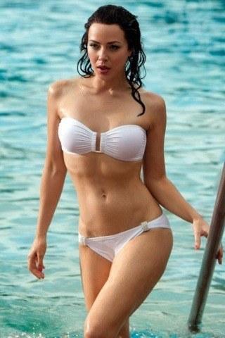 Jessica Marais Height - Weight