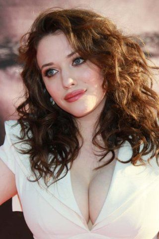 Kat Dennings height and weight