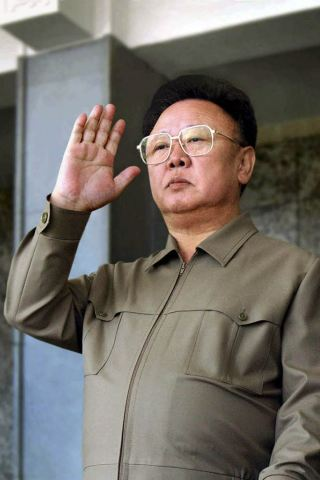 Kim Jong-il Height, Weight