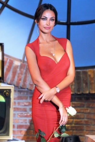 Madalina Diana Ghenea height and weight