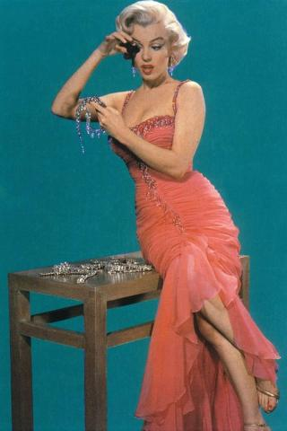Marilyn Monroe Height - Weight