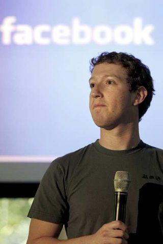 Mark Zuckerberg height and weight