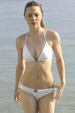 Melissa George Height – Weight