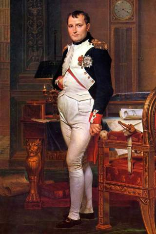 Napoleon Bonaparte Height - Weight