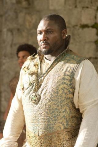 Nonso Anozie Height – Weight