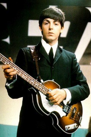Paul McCartney Height – Weight