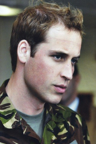 Prince William height and weight