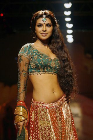 Priyanka Chopra Height - Weight