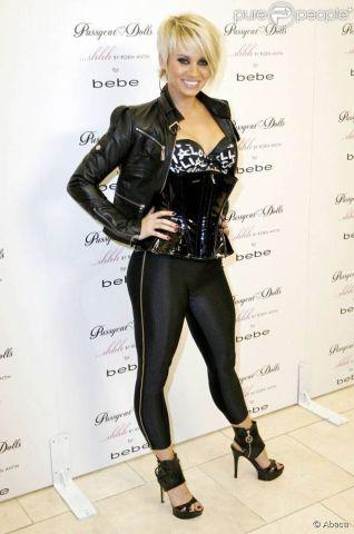 Kimberly Wyatt Height – Weight