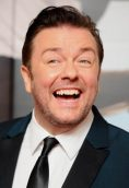 Ricky Gervais height and weight