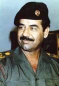 Saddam Hussein height and weight
