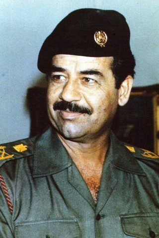 Saddam Hussein Height – Weight