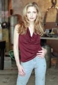 Sarah Michelle Gellar height and weight