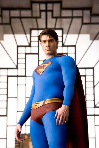 Brandon Routh height and weight