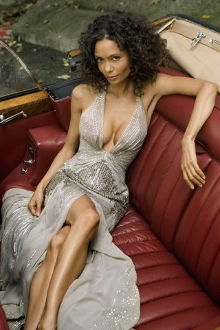 Thandie Newton height and weight