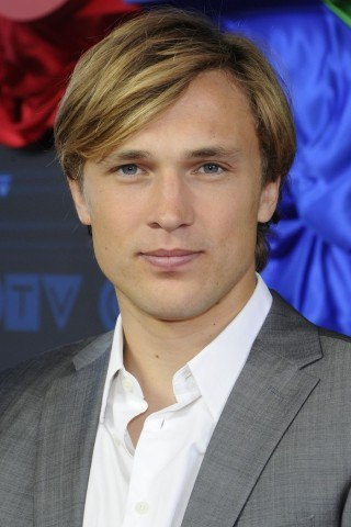 William Moseley Height – Weight