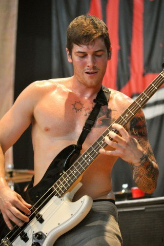 Zack Merrick height and weight