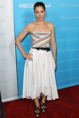 Amanda Peet Height – Weight