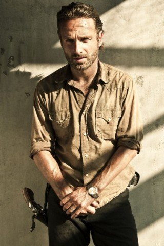 Andrew Lincoln height and weight