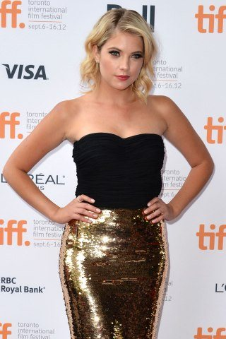 Ashley Benson height and weight