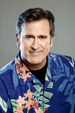 Bruce Campbell height and weight