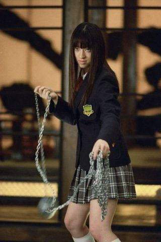 chiaki-kuriyama-height-weight-measurements