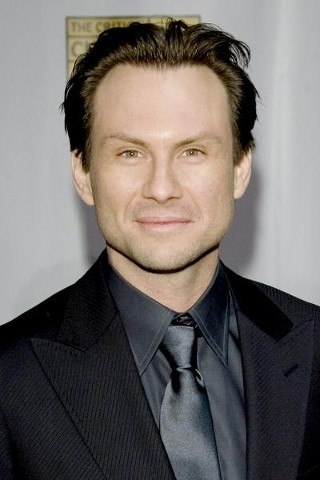 Christian Slater height and weight