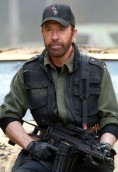 Chuck Norris height and weight