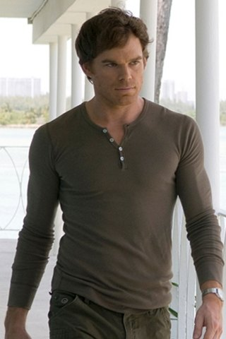 Michael C. Hall height and weight