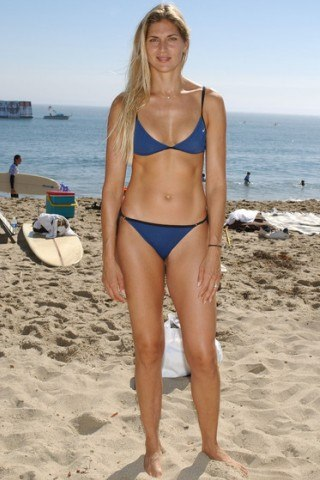 Gabrielle Reece height and weight