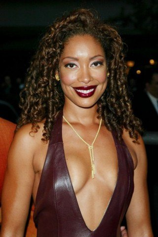 Gina Torres height and weight