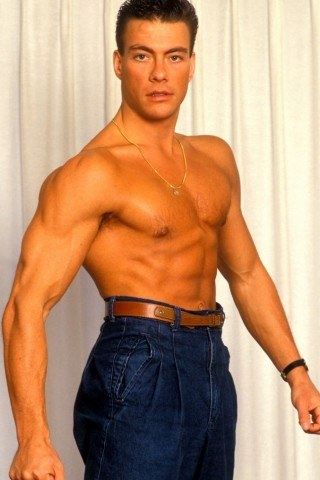 Jean-Claude Van Damme height and weight