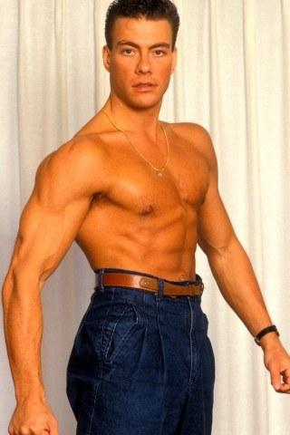 Jean-Claude Van Damme Height - Weight
