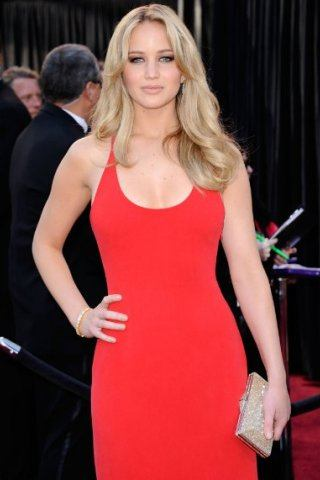 Jennifer Lawrence height and weight