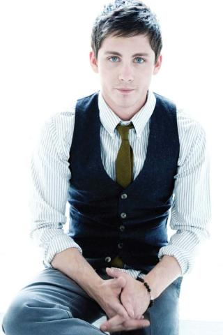 Logan Lerman height and weight