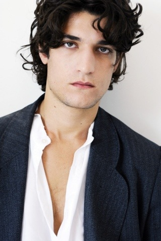 Louis Garrel height and weight