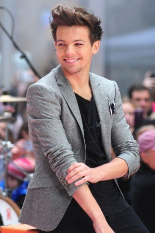 Louis Tomlinson Height – Weight