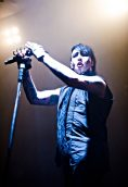 Marilyn Manson height and weight