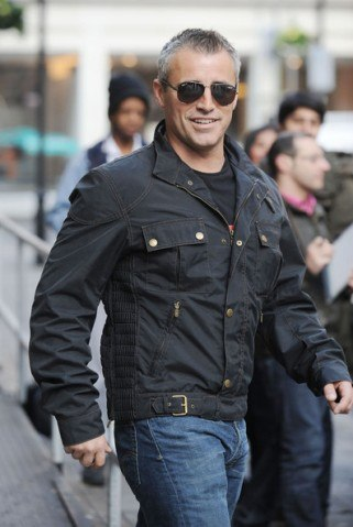 Matt LeBlanc height and weight