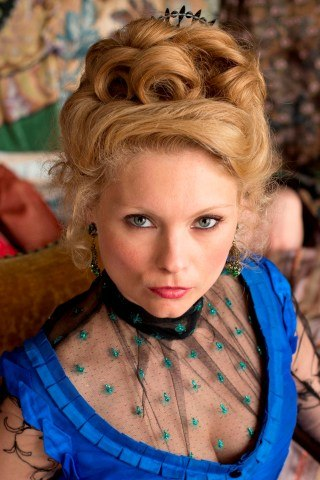 MyAnna Buring height and weight