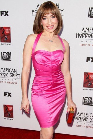 Naomi Grossman height and weight