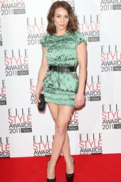 Noomi Rapace height and weight