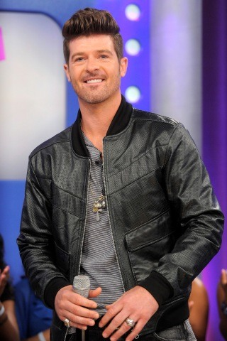 Robin Thicke height and weight