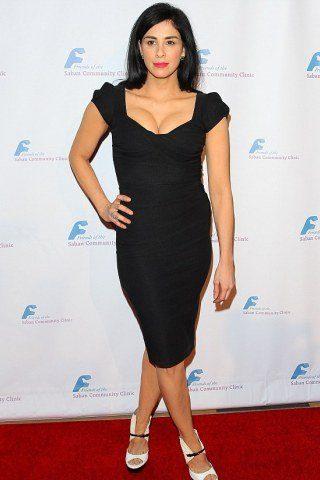Sarah Silverman Height – Weight
