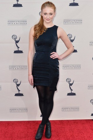 Sophie Turner Height Weight