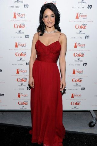 Archie Panjabi height and weight