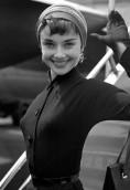 Audrey Hepburn height and weight