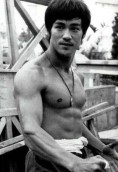 Bruce Lee height and weight