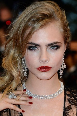 Cara Delevingne height and weight