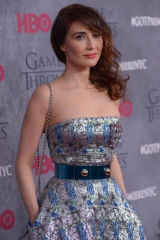 Carice van Houten height and weight